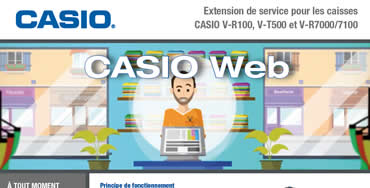 Casio Web